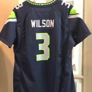 Russel Wilson Jersey